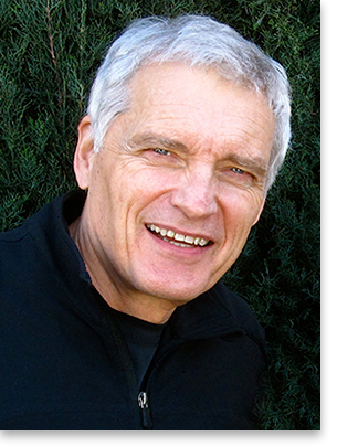Recent headshot of David Selby